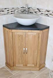 Corner Shelving Unit For Bathroom Bathroom Extraordinary Bathroom Corner Vessel Sink With Stone 98