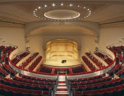 Carnegie Hall Detailed Seating Chart Review Tickpick