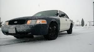 Ford Crown Victoria Questions - 2006 Ford Crown vic Police ...