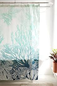 shower curtains moss green curtain bathroom decoration