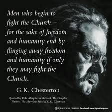 Gk Chesterton Quotes On Christianity Best Of G K Chesterton Quotes Chesterton And Lewis Pinterest Gk