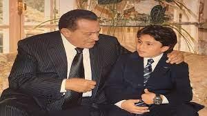 """بصورة حزينة.. حفيد مبارك ينعي جده وأخيه في """"لقاء الأحبة"""" - سياسة - أخبار -  الإمارات اليوم"""
