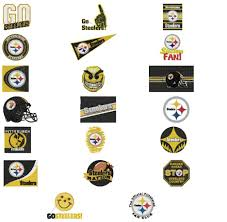Steelers Applique Design Steelers Embroidery Collection Machine Embroidery Designs
