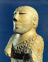 mohenjo daro simple english the encyclopedia the bust of the king priest dating 2 500 1 500 bc excavated at the site of the ancient town of mohenjo daro