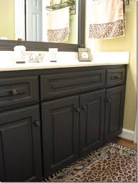 painting bathroom cabinets chocolate brown. painting bathroom cabinets dark brown 9ed56ea872423041dd1281b185c4391e jozfcb black painted laminate fyzmrr chocolate e