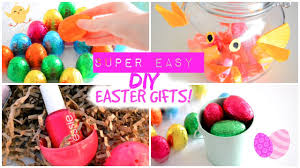easy affordable diy easter gifts last minute easter gift ideas you