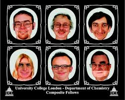 finally who could forget the picture round face to face we mercilessly took the faces of 18 members of chemistry staff and morphed them together