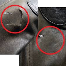 how to repair a tear in your leather jacket ehow