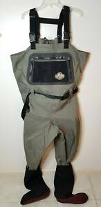 Mens Waders Size Chart Details About White River Fly Shop Breathable Bib Waders Size Mens 2xl Fishing