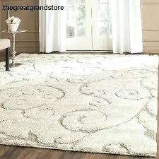 safavieh florida rug collection cream beige area rug 5 feet furniture of america