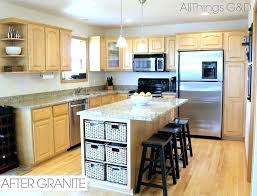 natural maple cabinets birch kitchen hotels info with white