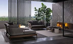 minotti outdoor furniture. Italian Furniture Brands Minotti New Project For Outdoor Inside Prepare 8 V