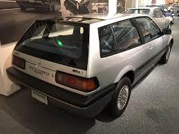 85-89 3rd gen Honda Accord Aero deck – I Heart Japanese Cars