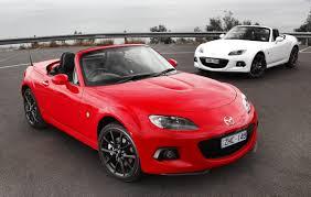 new car releases australia 20132013 Mazda MX5 Launched In Australia