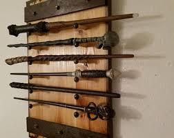 Harry Potter Wand Display Stand Harry Potter Wand Holder Etsy 17