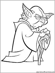 Small Picture Yoda Coloring Pages Best Coloring Pages adresebitkiselcom