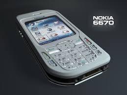 Nokia 6670 by DxS | 3D