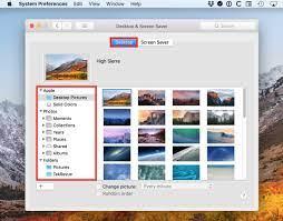 Desktop Wallpaper Automatically