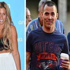 Junglequeen xfactor tv presenter & singer! That Was Quick Stacey Solomon Reveals Steve O Has Already Met Her Kids Daily Star