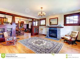 Old Style Living Room Old Style Living Room Stock Images Image 3500564