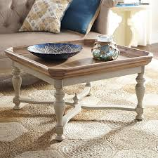 Java Coffee Table Natural Stonewash Square Coffee Table Antiques Tops And Squares