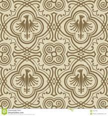 Medieval Patterns Best Medieval Pattern Stock Vector Illustration Of Rosette 48