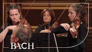 The netherlands bach society (dutch: Bach Orchestral Suite No 3 In D Major Bwv 1068 Mortensen Netherlands Bach Society Youtube