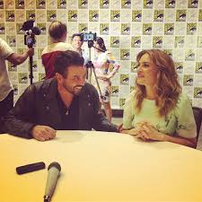 Riverdale: Comic-Con Interview with Madchen Amick & Skeet Ulrich