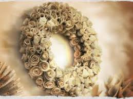 ohhh what a beautiful wreath this became