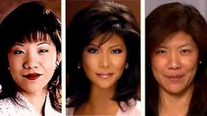 makeup transformation cbs julie chen apos big brotherapos host denies nose job other plastic surgery zap2it