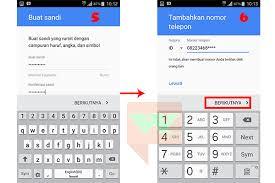 Dengan pengalaman memiliki nomor handphone 3 sudah terdaftar semua, ketika ingin membuat email baru sudah tidak bisa lagi dengan adanya peringatan nomor handphone. Cara Membuat Email Baru Di Hp Terbaru 2021 Wahanarupa Com
