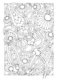 Nature Mandala Coloring Pages Bird Mandala To Color From Nature