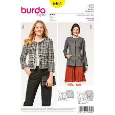 Burda Patterns Unique Decoration