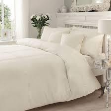 white pintuck duvet cover canada