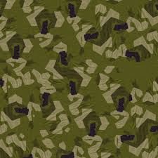 Woodland Camo Wallpaper