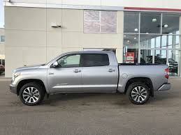 New 2018 Toyota Tundra 4WD 4 Door Pickup in Red Deer, AB J7013