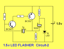 flasher circuits the next circuit replaces a flasher chip these are no longer available but many circuits use them here s the alternative