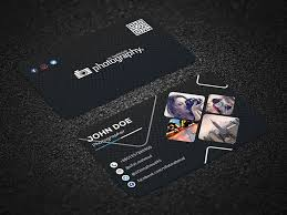 20 Creative Examples Of Photography Business Card Designs Web