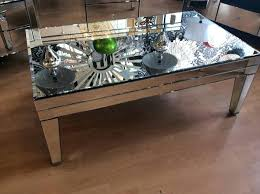 Coffee Tables Diy Mirror Top Coffee Table Tray Gold Mirrored Suzannawinter  Glass High End Tables Low