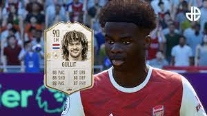 Bukayo Saka's FIFA 21 Ultimate Team has nothing on the Arsenal Invincibles  - Dexerto