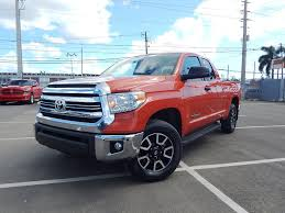 2016 Used Toyota Tundra SR at Triangle Chrysler Dodge Jeep Ram ...
