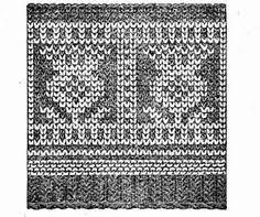 Thistle Knitting Chart 48 Best Thistles Images In 2017 Knitting Knitting