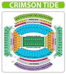 Oklahoma Memorial Stadium Seating Chart Oklahoma Memorial Stadium Symbolic Bryant Denny Stadium