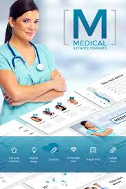 Medical Healthcare Templates Keynote Template Website
