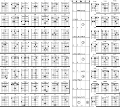 Dan Becker's Guitars And Music - Charts