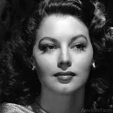 Ava Lavinia Gardner (1922 - 1990) - Brogden, NC