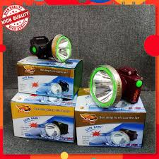 Siêu chống nước] Đèn pin đội đầu siêu sáng dành cho thợ lặn KL667, KL668,  KL669 cao cấp FULL HỘP