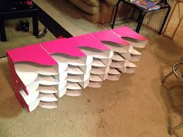 Classroom Magazine Holders Fascinating Cardboard Magazine File Happiehippieco