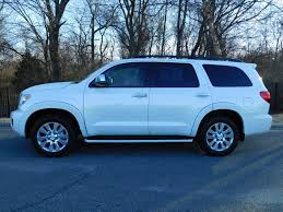 2017 Used Toyota Sequoia Platinum 4WD FFV at Toyota of ...
