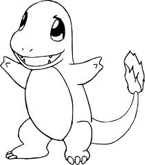 Coloriage Salam Che Pokemon Imprimer